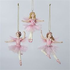 1000 images about 10 a ballet christmas tree on pinterest for Ballerina tree decoration