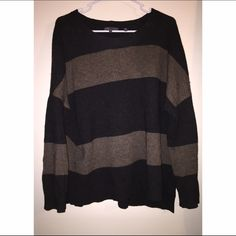 Vince Rugby Sweater Vince wool/yak hair oversized sweater. Vince Sweaters Crew & Scoop Necks