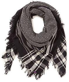 EUR 20,99 TOM TAILOR Damen Tuch jaquard scarf/409, Einfarbig, Gr. One size, Schwarz (black 2999) TOM TAILOR http://www.amazon.de/dp/B00L35NJ90/ref=cm_sw_r_pi_dp_1rkFub1BV08Z3