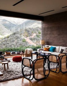 Integrating nature is key to the bohemian-modern aestheticmian Modern' Décor - WSJ
