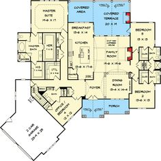 Designer Mountain Lodge - 36030DK | 1st Floor Master Suite, Butler Walk-in Pantry, CAD Available, Corner Lot, Craftsman, Den-Office-Library-Study, Jack & Jill Bath, Luxury, Media-Game-Home Theater, Mountain, PDF, Photo Gallery, Sloping Lot, Split Bedrooms | Architectural Designs