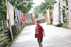 Spinner Knits : Pioneer Village Quilt Show 2013