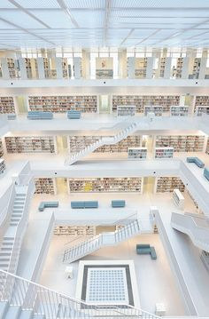 Awesome 94 Cozy Public Library Design That Will Make You Stay All Day Long
