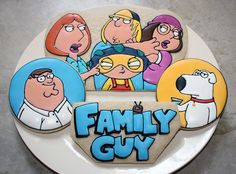 Family Guy by TheHungryHippopotamus, via Flickr