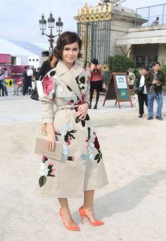 35 Pieces of Fall Fashion Inspiration | ModaMob - gorgeous coat.
