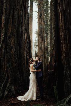 Crescent City CA wedding - Northern California Elopement - intimate elopement in the redwoods - Jedediah Smith Redwoods wedding - adventurous elopement photos - elopement photographer - destination wedding photographer - The Rowlands photography and filmmaking