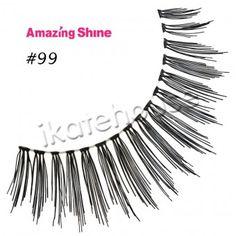 Amazing Shine False Eyelashes #99