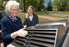 Carolina Alumni Memorial in Memory of Those Lost in Service