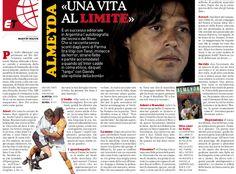 """SCRIVOQUANDOVOGLIO: MATIAS ALMEYDA """"UNA VITA AL LIMITE"""" (26/09/2012)"""