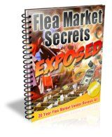 A listing of all the flea markets in Aabama