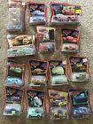 Disney Pixar Cars Diecast Lot of 51 cars from Original Cars Movie