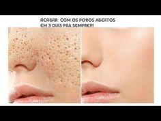 PELE DE PORCELANA EM 2 MINUTOS - RECEITA CASEIRA - YouTube