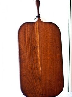 Peter Dejong Handmade Walnut Cutting Board