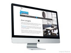 www.Living033.nl - Wordpress website gebaseerd op thema Responsive met diverse aanpassingen en extra plug-ins.