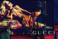 sigrid agren by mert and marcus for gucci pre-fall 2011