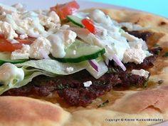 Kleiner Kuriositätenladen: Lahmacun - türkische Pizza