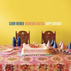 Escuchando «Gidon Kremer & Kremerata Baltica - [2002] Happy Birthday»
