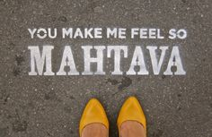 """Mahtava means """"awesome"""" in Finnish."""