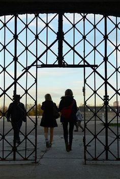 Roban Puerta De Campo De Concentración Nazi En Alemania