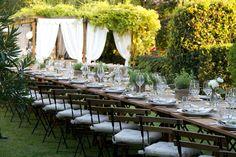 Matrimonio stile country nel giardino della Corte Pedrotta
