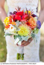 6 bridal bouquet ideas