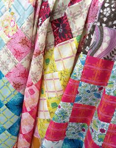 Lily's Quilts: sewing with voile