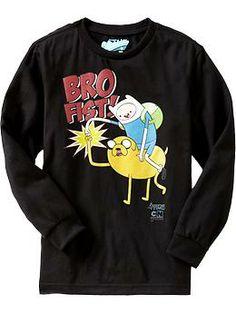 Boys Cartoon Network™ Adventure Time™ Graphic Tees
