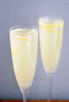 15+Fabulous+Treats+To+Make+With+Champagne  - ELLEDecor.com