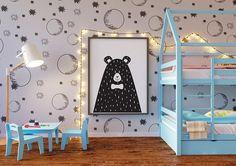 Nursery and kids' room art prints