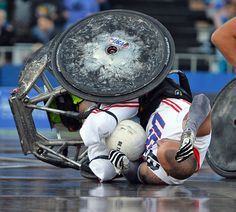 USA crowned Wheelchair Rugby Tri-Nations champions