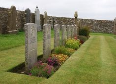 War graves in the United Kingdom