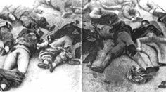 1937 Many women and girls were raped and killed. Japanese troops launched a massive attack upon the city. Defending Chinese troops decided to retreat to the other side of the Yangtze River. In the following six weeks, the occupying forces engaged in an orgy of looting and mass execution which came to be known as the Nanking Massacre. Most experts agree that at least 300,000 Chinese died, and 20,000 women were raped. Some estimate the numbers to be much higher - 340,000 and 80,000…