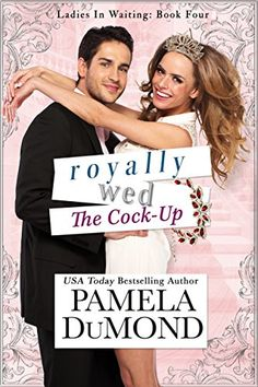 Royally Wed: The Cock-Up: A Romantic Comedy (Ladies-in-Waiting Book 4):   Is it possible Lucy is royally wed to Crown Prince Cristoph instead of his brother, her beloved Nicholas?br /br /Is this simply a case of bad luck, a mix up of epic proportions? Or has Prince Cristoph carried a torch for Lucy ever since she left him high and dry at the cathedral's altar and sabotaged her marriage to Nick?br /br /Lucy will finally get her HEA in this LOL royal rom-com, but who will be her lucky hu...