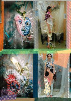 61 trendy ideas for fashion portfolio design projects central saint martins Central Saint Martins, Fashion Sketchbook, Art Sketchbook, Fashion Collage, Fashion Art, Mise En Page Portfolio, Design Projects, Art Projects, Diy Design