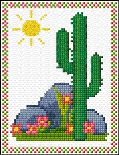 Embroidery Kit 1436