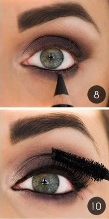 Makeup TUTORIAL: How To Make A Matte Smokey Eye - click the image for the tutorial
