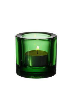 Kodin1 - IITTALA Kivi kynttilälyhty 60 mm vihreä | Lyhdyt ja kynttilät 11€