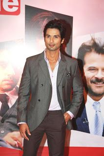 Shahid Kapoor at The Hindustan Times Style Awards.