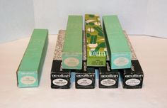 Lot of 8 aeolian Vintage Player Piano Word Rolls / Young At Heart, Night & Day #aeolian