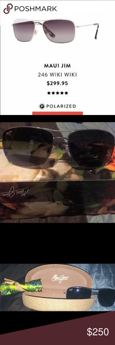 b556527640 Men s Maui Jim Wiki Wiki sunglasses Brand new  still in box