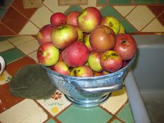They became applesauce. by neefer, via Flickr