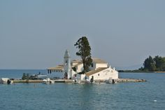 Corfu - Kommeno - Ipapanti Church