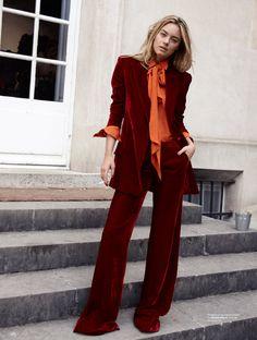 Camille Rowe - Unique Models Looks Style, Style Me, Camille Rowe Style, Moda Fashion, Womens Fashion, Business Dress, Moda Vintage, Vintage Diy, Inspiration Mode