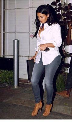 Kim Kardashian Style 63