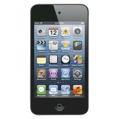 Apple iPod touch 32GB MP3 Player (4th Generation) with touch-screen, Wi-Fi - Black (MC544LL/A)