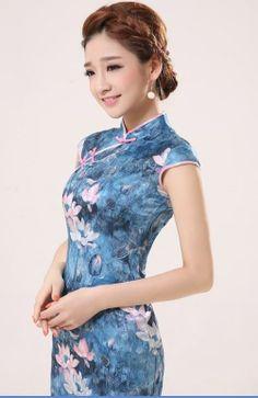 Cheongsam Dress OBN009