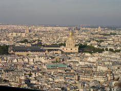 2004-Paris France In June-View On Top of Effeil