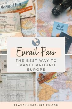 Travelling by train is the best way to travel around Europe. Check out the Ultimate Eurail pass guide! Is the Eurail pass worth it? What does the pass cover? All the answers to your questions are in this Eurail pass guide#Eurailpass #Europetravel #traintravel| Eurail Pass Europe | Eurail Pass tips and tricks | Eurail pass tips train travel | Traveling through Europe | Train Travel Europe tips | How to travel Europe by train | Europe train travel | How to see Europe by Train | Explore Europe