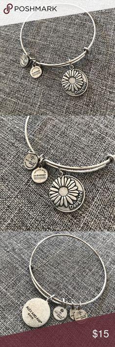 Alex & Ani - Daughter Bracelet. Alex & Ani - Daughter Bracelet.  Silver Alex & Ani Jewelry Bracelets