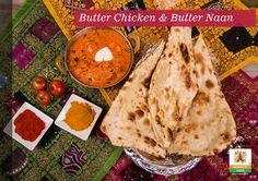 Perfekcyjny duet: BUTTER CHICKEN i BUTTER NAAN. :D www.namasteindia.pl Kawałki kurczaka w pomidorowym sosie (cena: 26 zł) + indyjski chleb z masłem, prosto z pieca tandoor (cena: 8 zł). 😊 #IndyjskiChleb, #ButterChicken